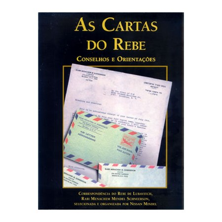 As Cartas do Rebe (vol. 1)