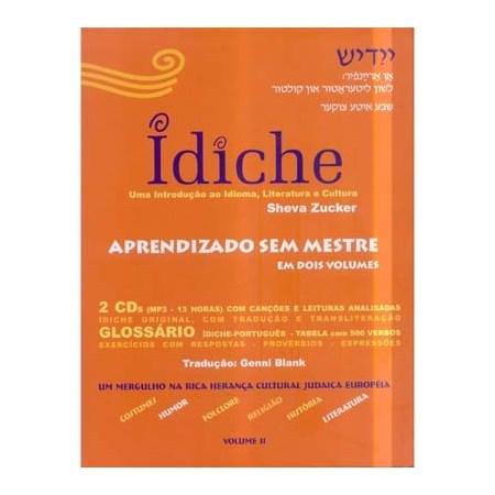 Ídiche, uma introdução ao idioma, literatura e cultura (vol. 2)