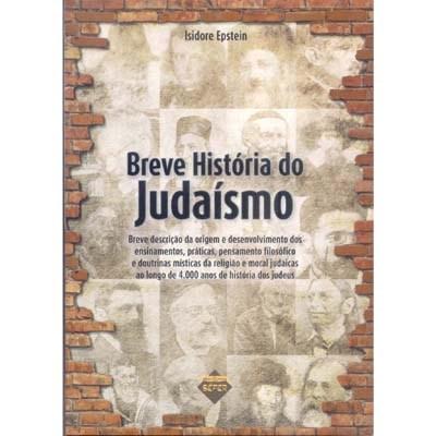 Breve História do Judaísmo