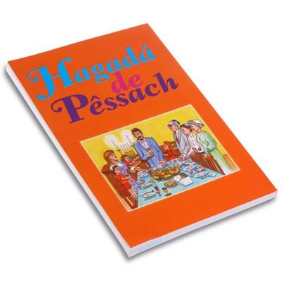 Hagadá de Pêssach - 10 exemplares