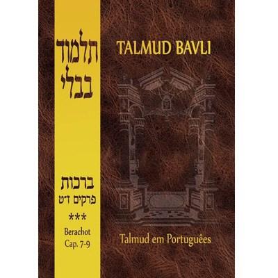Talmud Bavli - Berachot (capítulos 7-9)