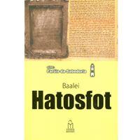 Baalei Hatosfot