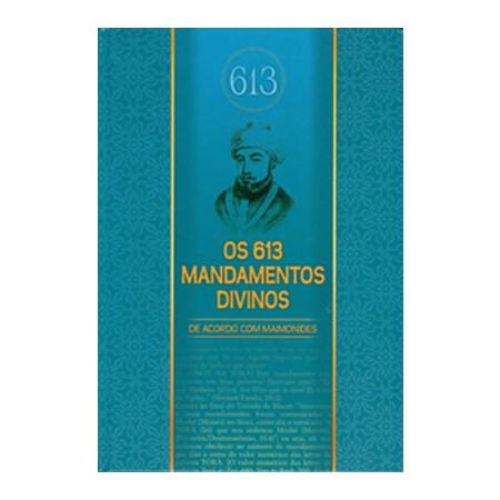 Os 613 Mandamentos Divinos (capa verde)