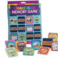 Chanukah Memory Game