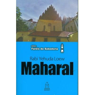 Maharal de Praga (Rabi Yehuda Loew)