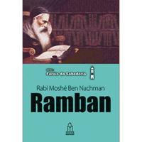 Ramban (Rabi Moshé Ben Nachman)