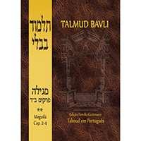 Talmud Bavli - Meguilá 2 (capítulos 2-4)