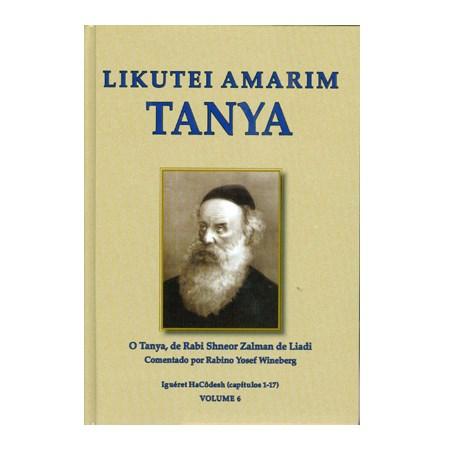 Likutei Amarim Tanya (vol. 6)
