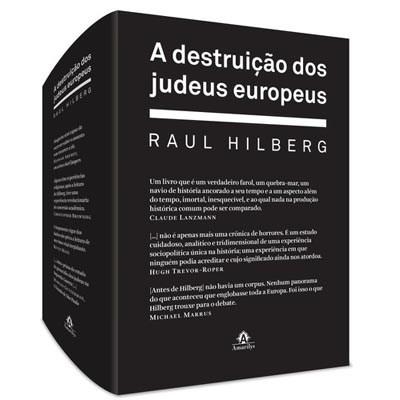 A destruição dos judeus europeus (2 volumes)