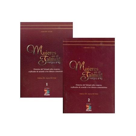 Mujeres em el Talmud (em espanhol)