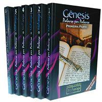 Gênesis - Palavra por Palavra  (6 Volumes)