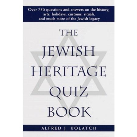 Jewish Heritage Quiz Book