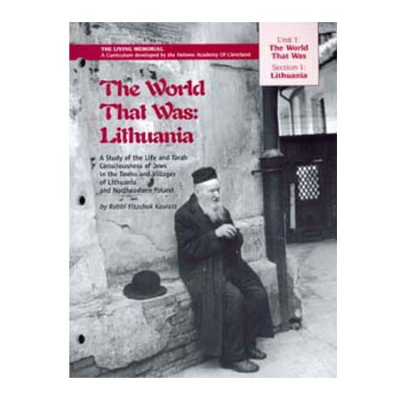 The World That Was: Lithuania