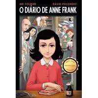 O Diario de Anne Frank - Quadrinhos (AF-DP)