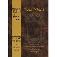 Talmud Bavli - San hedrin 1 (capítulos 1-4)