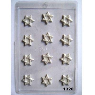 Forma chocolate Estrela - Estrela pequena (1326)