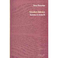 Literatura Hebraica: Vertentes do Século XX