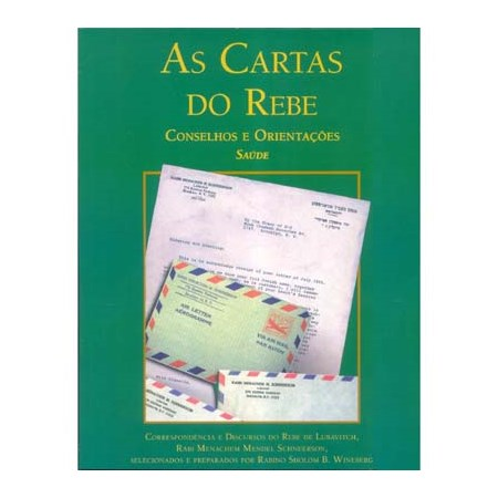 As Cartas do Rebe - Saúde (Vol.1)