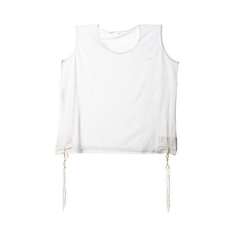 Tsitsit Camiseta Infantil - Tamanho 14